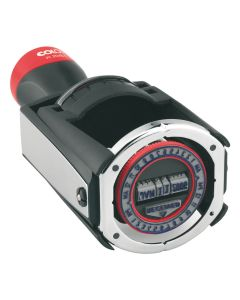 COLOP Classic Line R 2045 Microban with time plate