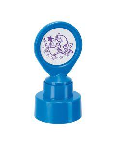 COLOP Motivational Stamp - violet fairy
