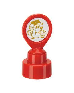 COLOP Motivational Stamp - golden mouse