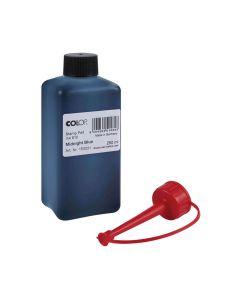Stamp Pad Ink 810 - Midnight Blue - 250 ml