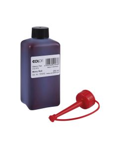 Stamp Pad Ink 810 - Berry Red - 250 ml