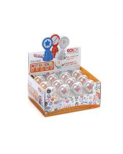 COLOP Motivational Stamp SET - 12 pieces