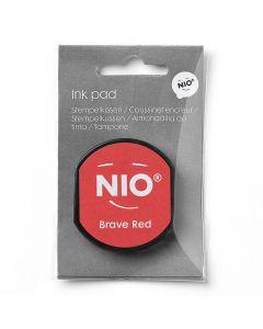 NIO Ink Pad - BRAVE RED