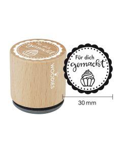 Woodies Motivstempel - Für Dich gemacht