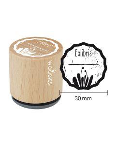 Tampon Woodies - Exlibris