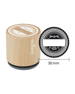 Woodies Rubber Stamp - Seal