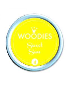 Woodies Stamp Pad - Sweet Sun