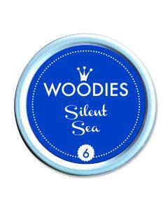 Woodies Stamp Pad - Silent Sea