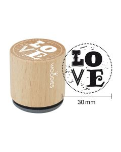 Sello Woodies - Love