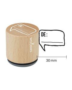 Sello Woodies - DE: