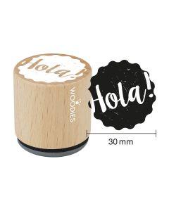 Sello Woodies - Barcelona - Hola!