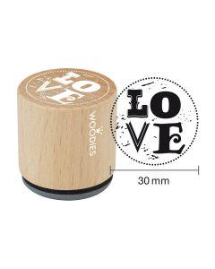Tampon Woodies - Love