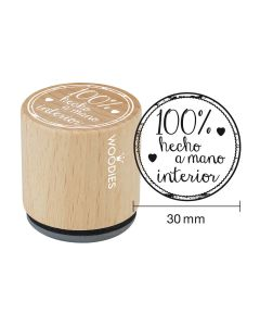 Sello Woodies - 100% hecho a mano interior