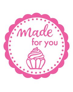 Woodies Rubber Stamp - made for you