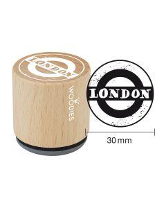 Woodies Rubber Stamp - London - London ... Underground