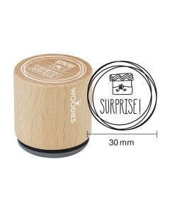Tampon Woodies - Surprise