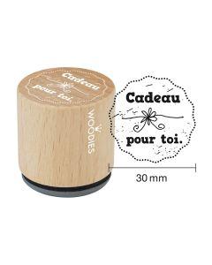 Tampon Woodies - Cadeau pour toi
