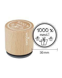 Tampon Woodies - 1000 x merci !