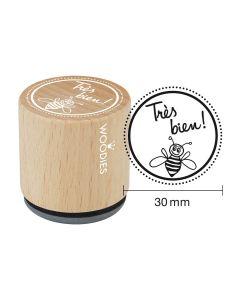 Tampon Woodies - Très bien !