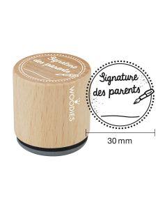 Tampon Woodies - Signature des parents