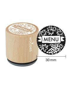 Tampon Woodies - Menu