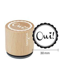 Tampon Woodies - Oui !