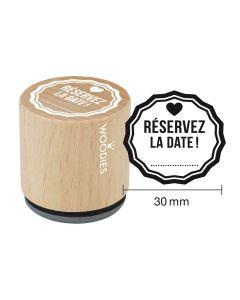 Tampon Woodies - Réservez la date !