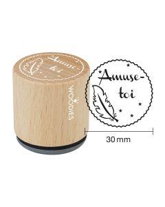 Tampon Woodies - Amuse-toi