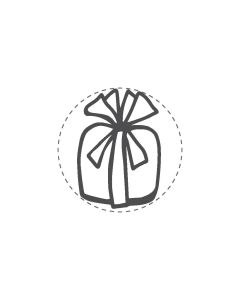 Woodies Rubber Stamp - Gift