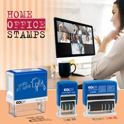 Home Office Stempel